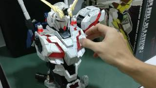 Download YiHui 1/35 Unicorn Gundam Head Bust Review/Impressions Video