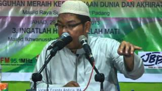 Download Fiqh Sholat-sholat Sunnah - Ustadz Firanda Andirja MA Video