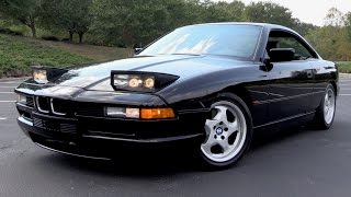 Download 1994 BMW 850CSI - Road Test & In Depth Review Video