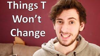 Download FTM Transgender: Things Testosterone Won't Change Video