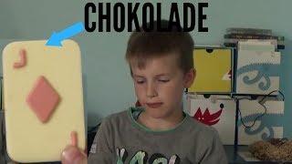 Download Det her er lavet af CHOKOLADE! Video