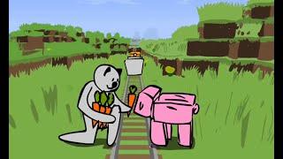 Download Приключения Баси в Майнкрафте - Морковка (Basya's adventures in minecraft - carrot) по-русски Video
