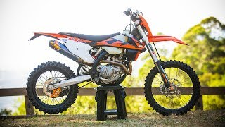 Download 2018 KTM 500EXC-F: First Mods Video