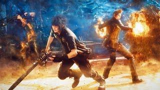 Download Final Fantasy XV: The First Boss Battle Video
