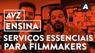 Download Conheça 10 serviços essenciais para filmmakers | AVZ ENSINA Video