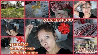 Download VLOGMAS DIA 4.. NUEVO GARAGE CON COSAS BONITAS.. SUPER DESCUENTO DE MAQUILLAJE EN? Video