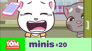 Download Talking Tom and Friends Minis - Angela's Lost Phone (Episode 20) Video