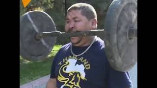 Download Strongman From Kyrgyzstan Video