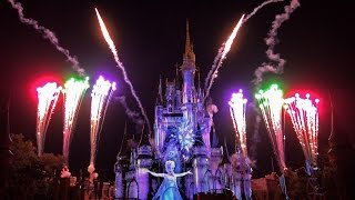 Download Celebrate The Magic FINAL SHOW For TPR 4K HD Resolution Frozen Walt Disney World Magic Kingdom Video