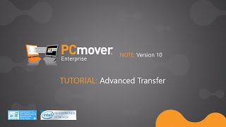 Download Laplink® PCmover® Tutorial - Advanced Transfer Video