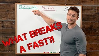 Download What Breaks a Fast and What Does NOT Break a Fast - The Official Video Video