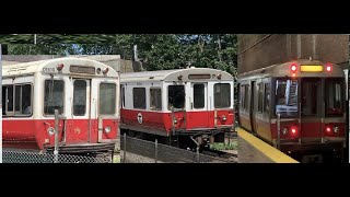 Download MBTA Red Line Action (August 2019) Video