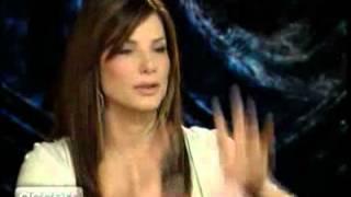 Download Sandra Bullock teach German - funny! Video