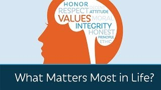 Download What Matters Most in Life? Video