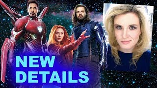 Download Avengers Infinity War BREAKDOWN - White Wolf, Wakanda, Bleeding Edge Armor Video