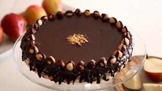 Download Wafer Nutella Chocolate Hazelnut Cake Easy Recipe - Heghineh Video