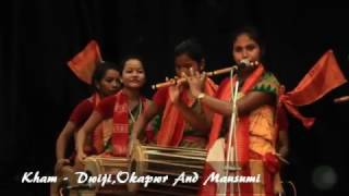 Download Bodo Traditional Music - Played By Sipung Harimu Afad(Girls) Team Video