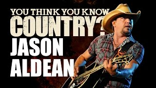 Download Jason Aldean - You Think You Know Country? Video