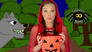 Download Halloween Songs for Children and Kids - Ten Scary Steps Video