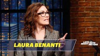 Download Laura Benanti Thinks Melania Trump Represents America Video