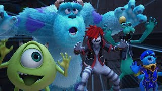 Download 【KINGDOM HEARTS III】 D23 Expo Japan 2018 Trailer Video
