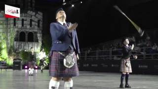 Download We will rock you: bagpipe, band & drummajors @ Sankt Galler Tattoo 2016 Video