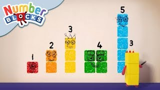 Download Numberblocks - Colourful Math | Learn to Count Video