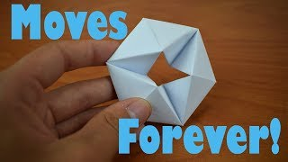 Download How to fold an Origami Moving Flexagon - Better than a fidget spinner! Video