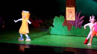 Download DORA LIVE The map Video