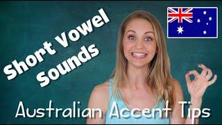 Download Australian Accent Tips 2 - Short Vowel Sounds Video