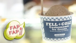 Download Fell and Cole Gourmet Gastronomic Ice Cream Video