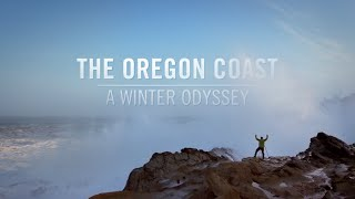 Download The Oregon Coast: A Winter Odyssey Video