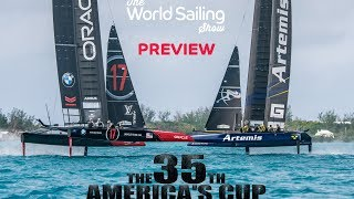Download 35th America's Cup Preview Video