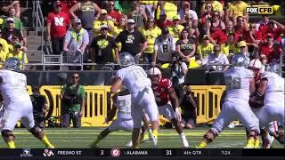 Download Oregon Ducks vs. Nebraska Corn Huskers- Oregon Highlights 09/09/17 Video