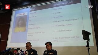 Download Murder of Kim Jong-nam: Full update by Deputy IGP Video