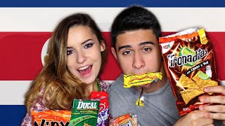 Download Trying Snacks From Costa Rica! ♥ Video