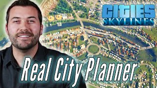 Download A Professional City Planner Builds His Ideal City in ″Cities Skylines″ • Pro Play Video