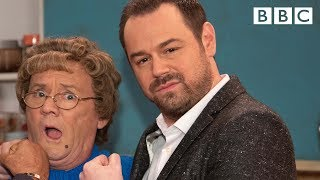 Download Danny Dyer teaches Mrs Brown cockney rhyming slang - BBC Video