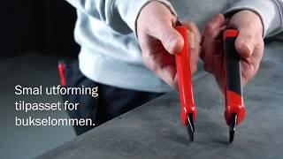 Download Hultafors brytebladkniver Video