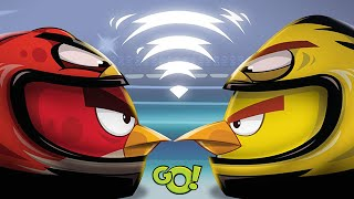 Download Angry Birds Go! Daily Event New Party Mode Mutiplayer! Racing with Friends! Video