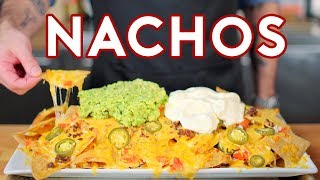 Download Binging with Babish: Nachos from The Good Place (plus Naco Redemption) Video