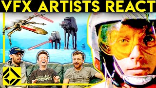 Download VFX Artists React to STAR WARS bad and Great CGi Video
