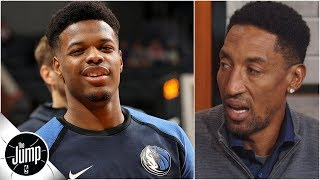 Download Dennis Smith Jr. shouldn't play for Mavs again after they shopped him - Scottie Pippen | The Jump Video