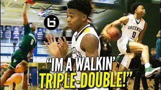 Download Jalen Lecque is the HS ″Russell Westbrook!″ NYC Guard A WALKING TRIPLE-DOUBLE! Video