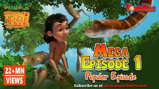 Download The Jungle Book Cartoon Show Mega Episode 1 | Latest Cartoon Series for Children Video