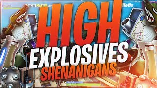 Download TSM Myth - HIGH EXPLOSIVES SHENANIGANS!! (Fortnite BR Full Match) Video