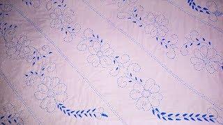 Download Bangladeshi nakshi kantha design 05 Video