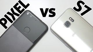 Download Google Pixel vs Galaxy S7 Camera Test + Comparison REVIEW Video