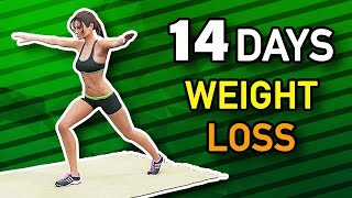 Download 14 Days Weight Loss Challenge - Home Workout Routine Video