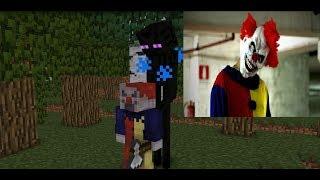 Download Monster School : Killer Clown Horror Challenge - Minecraft Animation Video
